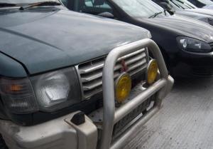 Mitsubishi Pajero 2,5 td