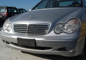 Mercedes-Benz C 220 2.2 CDI