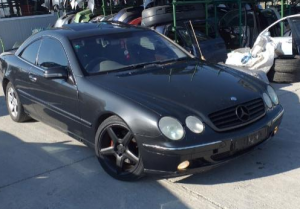Mercedes-Benz CL 500 5.0i